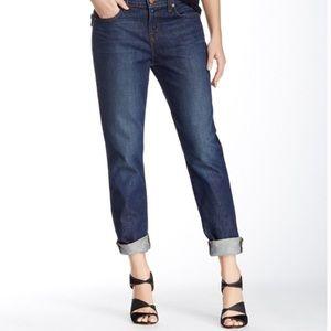 "J Brand Aiden Ringer (""boyfriend"" style) jeans"